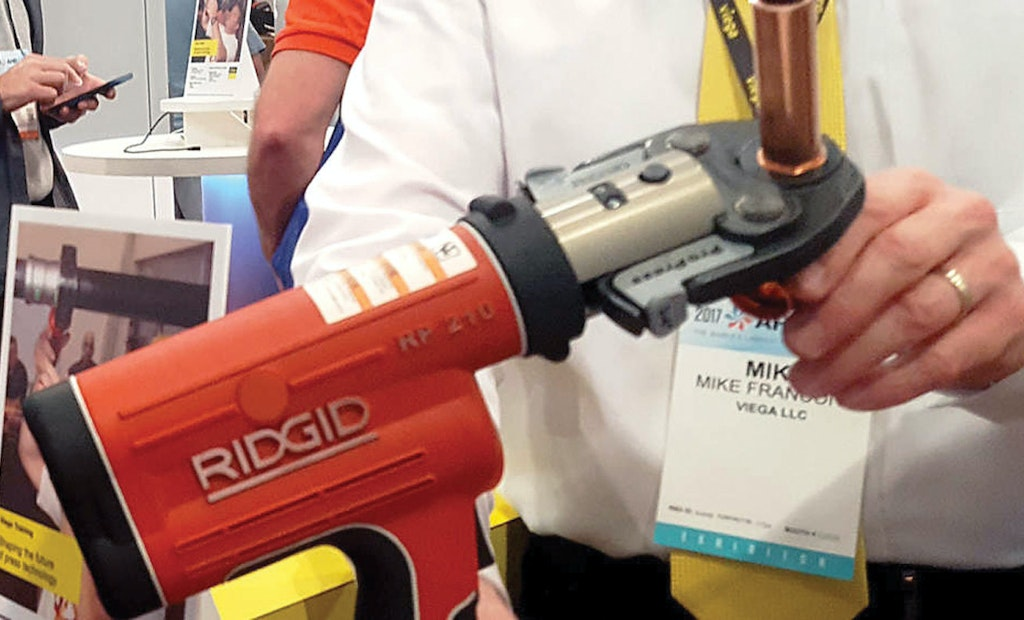 AHR Expo Brings Together HVAC and Plumbing Industry