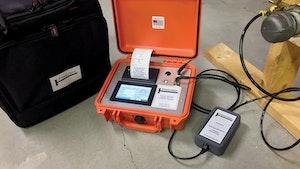 Presscision PPT pressure test instrument