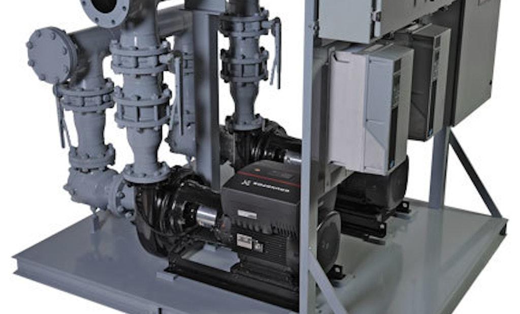 Plumber Product Spotlight: Grundfos PACOpaQ