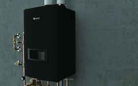 Noritz Combination Boilers Deliver Heat, Hot Water In One Unit