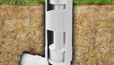 Spotlight: Extendable Backwater Valve Eliminates Need for Inspection Manhole