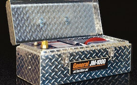 JM-1000 Mini-Jet comes in small package, but offers big power