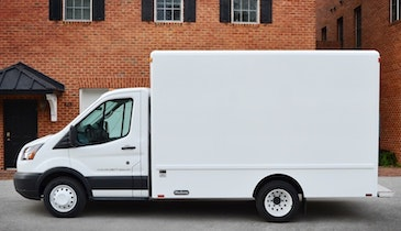 Spotlight: Customized Hackney body available on Ford Transit chassis