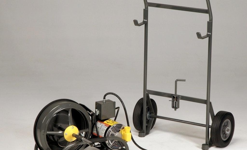 Spotlight: Lightweight drain cleaner offers simplicity, indoor flexibility