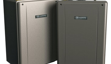 Efficiency in a tankless design