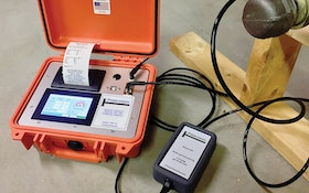 A Solution For Accurate Pressure Testing