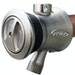 Outdoor valve provides tempered water in cold climates