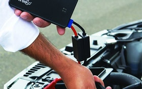 Pocket-size Weego Jump Starter Powers Diesel Trucks, Vans and Cellphones