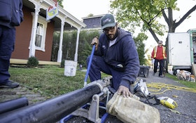 Pipe Bursting Opens Up New Market For Plumber