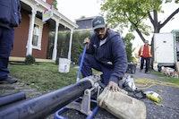Pipe Bursting Opens Up New Market For Plumber