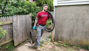 Plumbing Contractor Focuses on Quality Work to Keep and Attract New Business