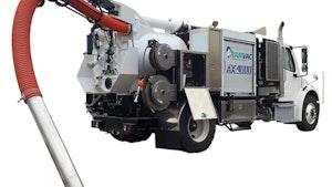 Excavation Equipment - Ramvac by Sewer Equipment AX-4000
