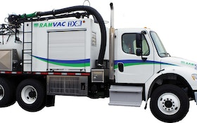 Excavating - Ramvac by Sewer Equipment HX-3