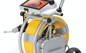 Drainline TV Inspection Cameras - RapidView IBAK North America MiniLite Pushrod System