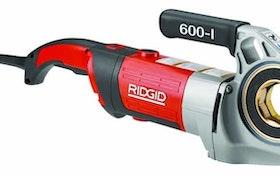 Pipe Threaders - RIDGID 600-I Hand-Held Power Drive