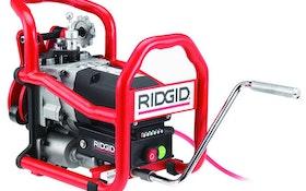Tools - RIDGID B-500 transportable pipe beveller