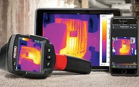 RIDGID thermal imagers
