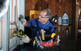 Plumbers Get Support From Team to Help Company Grow