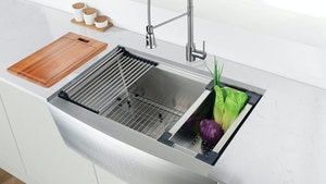 Sinks - Ruvati USA Verona series