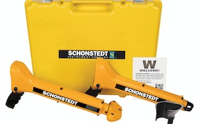 Electronic Pipe Location - Schonstedt Instrument PK-500 Plumber's Kit