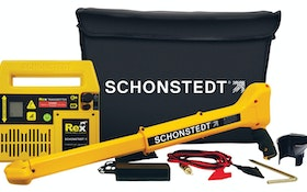 Electronic Pipe Location - Schonstedt Instrument Rex
