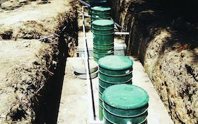 Septic Tank Components - SeptiTech STAAR