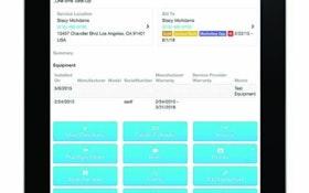 ServiceTitan Web-free app for HVAC technicians