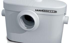 Plumbing Fixtures - Saniflo - part of SFA Group - Saniaccess2