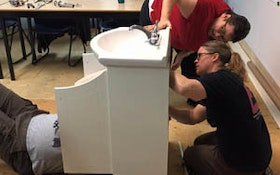 Women Homeowners Get Hands-On Lesson in Plumbing
