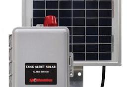SJE-Rhombus Tank Alert Solar Alarm