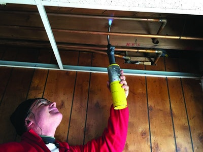 Frozen Pipes Call for All Hands on Deck