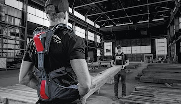 Technology Bolsters Safe Lifting Mechanics