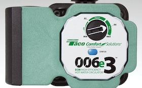 Circulating Pumps - Taco Comfort Solutions 006e3