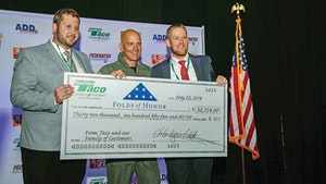 Taco Comfort Solutions donates to Folds of Honor