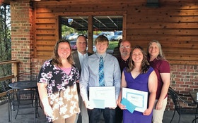 Taco Comfort Solutions student scholarship award winners announced