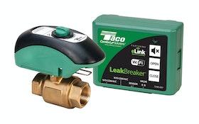 Taco Comfort Solutions LeakBreaker water heater shut-off with eLink