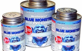 Pipe-Fitting Tools - Clean-Fit Products, a division of The Mill-Rose Company, Blue Monster 1-Step PV