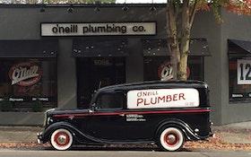 Cool Plumber Trucks: Tim O'Neill