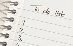 Is It Time to Tackle Your To-Do List?