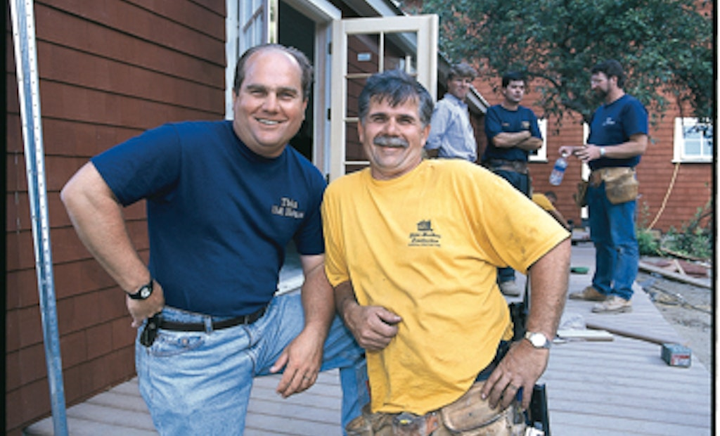 Home Renovation Show's Longtime Plumbing Expert Reflects on Industry Changes