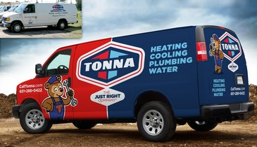 Why Your Service Van Wrap Design Stinks