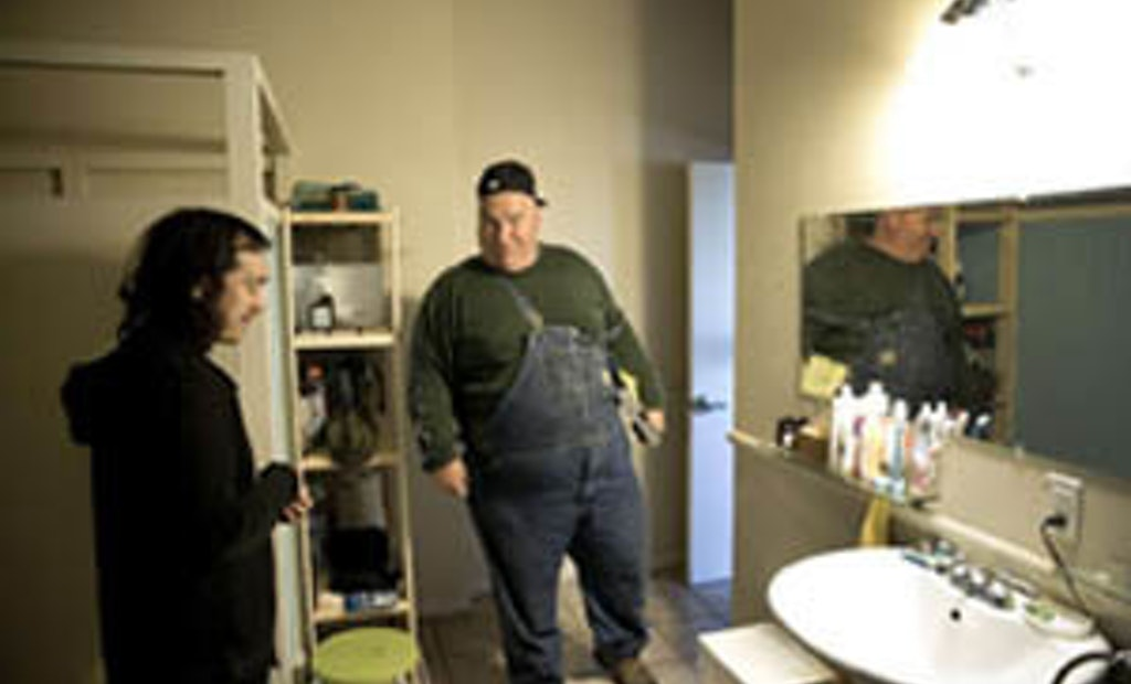 Oakland Plumber Fills Day with Optimism