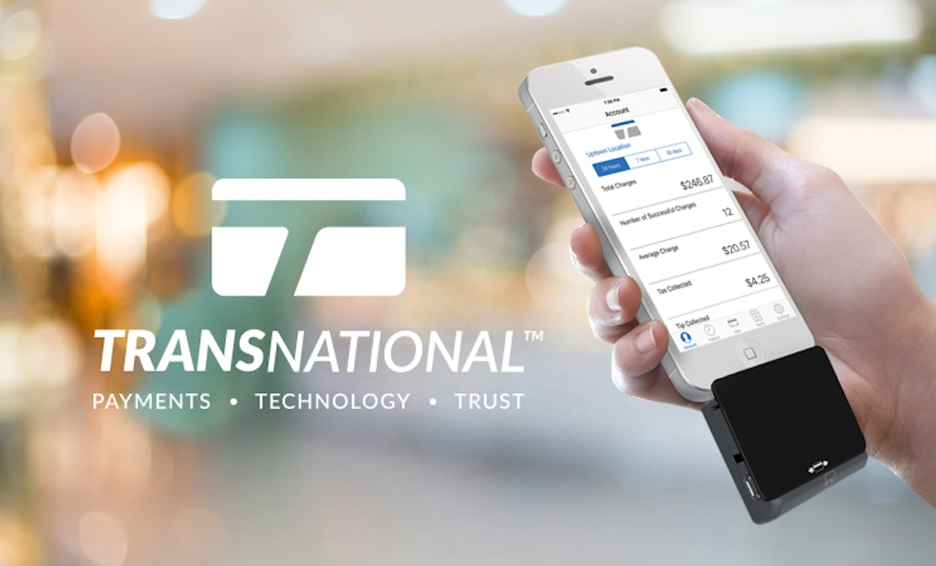 Mobile Payments App and Card Reader from TransNational Payments