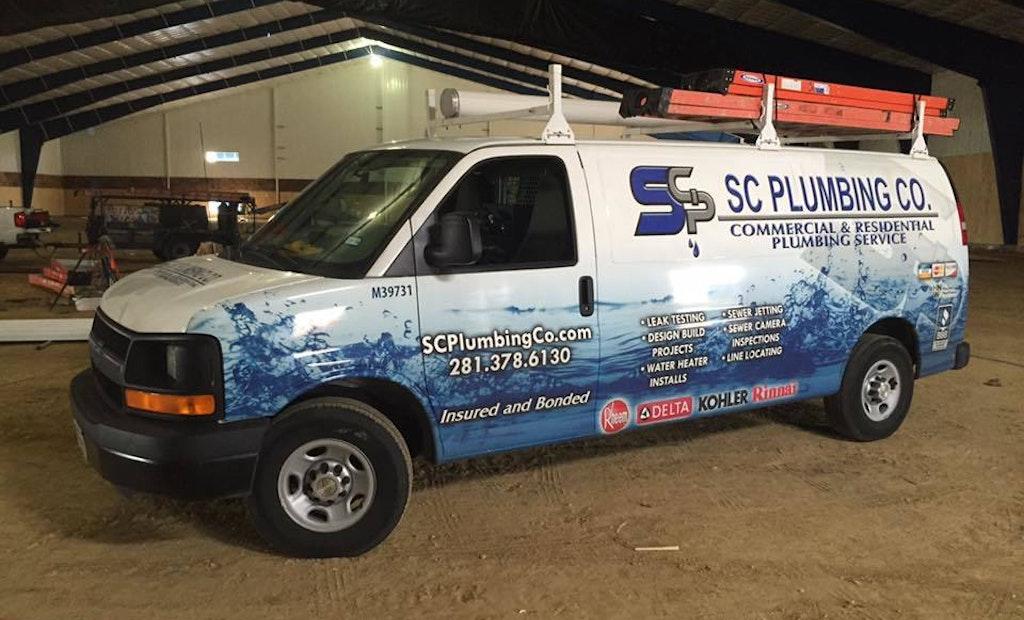 Cool Plumber Trucks: Travis Cooper
