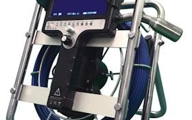 Drainline TV Inspection Cameras - Trojan Worldwide C100-512SL