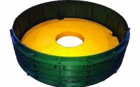 Septic Tank Components - Tuf-Tite Riser