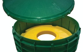 Septic Tank Components - TUF-TITE tank risers