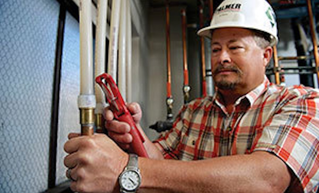 The Power of Re-Piping with PEX