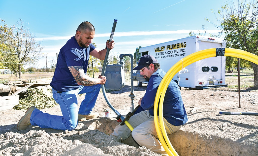 A Lot of History Keeps New Mexico Plumbing Company Going