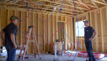 Contractor Saves on Material Costs and Time on the Job with EvoPEX